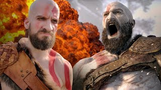 Wut und Morde: Die blutige Geschichte der God of War-Games