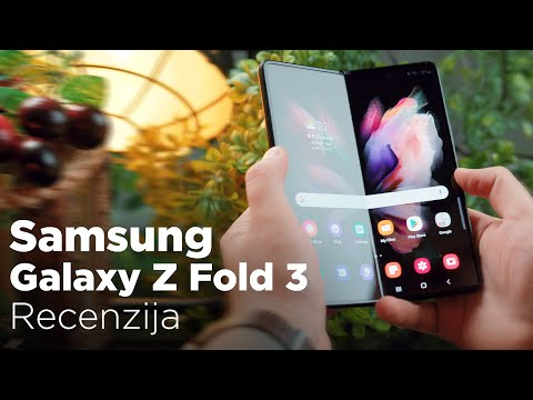 Samsung Galaxy Z Fold 3  recenzija