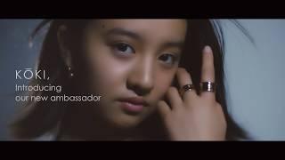 星二代正夯 木村拓哉愛女Kōki成寶格麗最年輕品牌大使 kōki, 検索動画 25