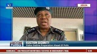 Police Outline Preparation Ahead of Supplementary Polls |Lunchtime Politics|
