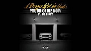 """A Boogie Wit Da Hoodie """"Proud Of Me Now"""" Ft. Lil Bibby (Official Audio)"""