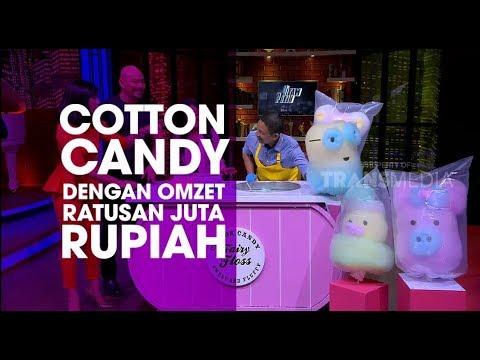Lina, Penjual Cotton Candy Beromset Ratusan Juta  HITAM PUTIH 191018 Part 1