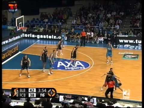 iurbentia Bilbao Basket - AXA FC Barcelona
