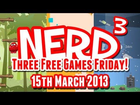 Nerd³'s Three Free Games Friday - 21