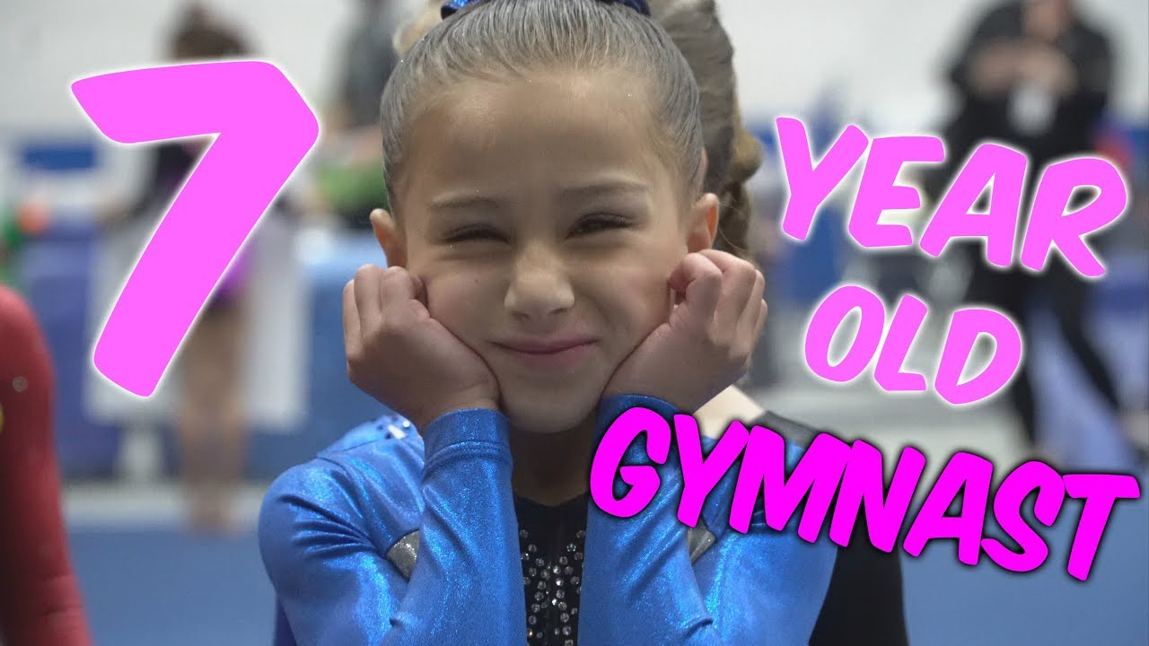 Amazing 7 year old Gymnast Sariah| Rachel Marie