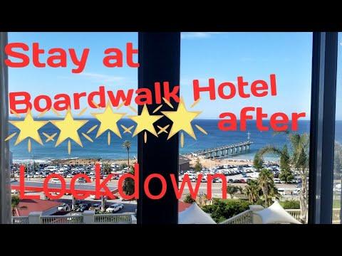 Staycation at Hotel | Boardwalk Hotel | Port Elizabeth | South Africa | Indian In South Africa