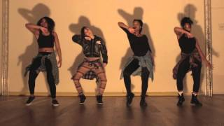 BEDROOM BULLY  Dancehall Choreography  - @LNDNCOLLECTIVE