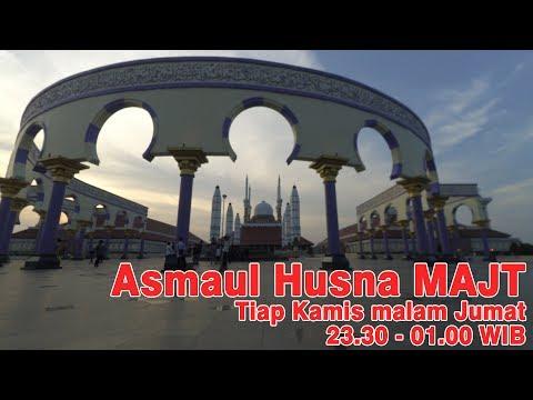 Mujahadah Asmaul Husna Masjid Agung Jawa Tengah (MAJT)
