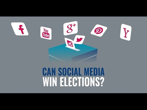 Can social media win elections?