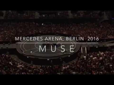 Muse, Mercedes Arena, Berlin 2016