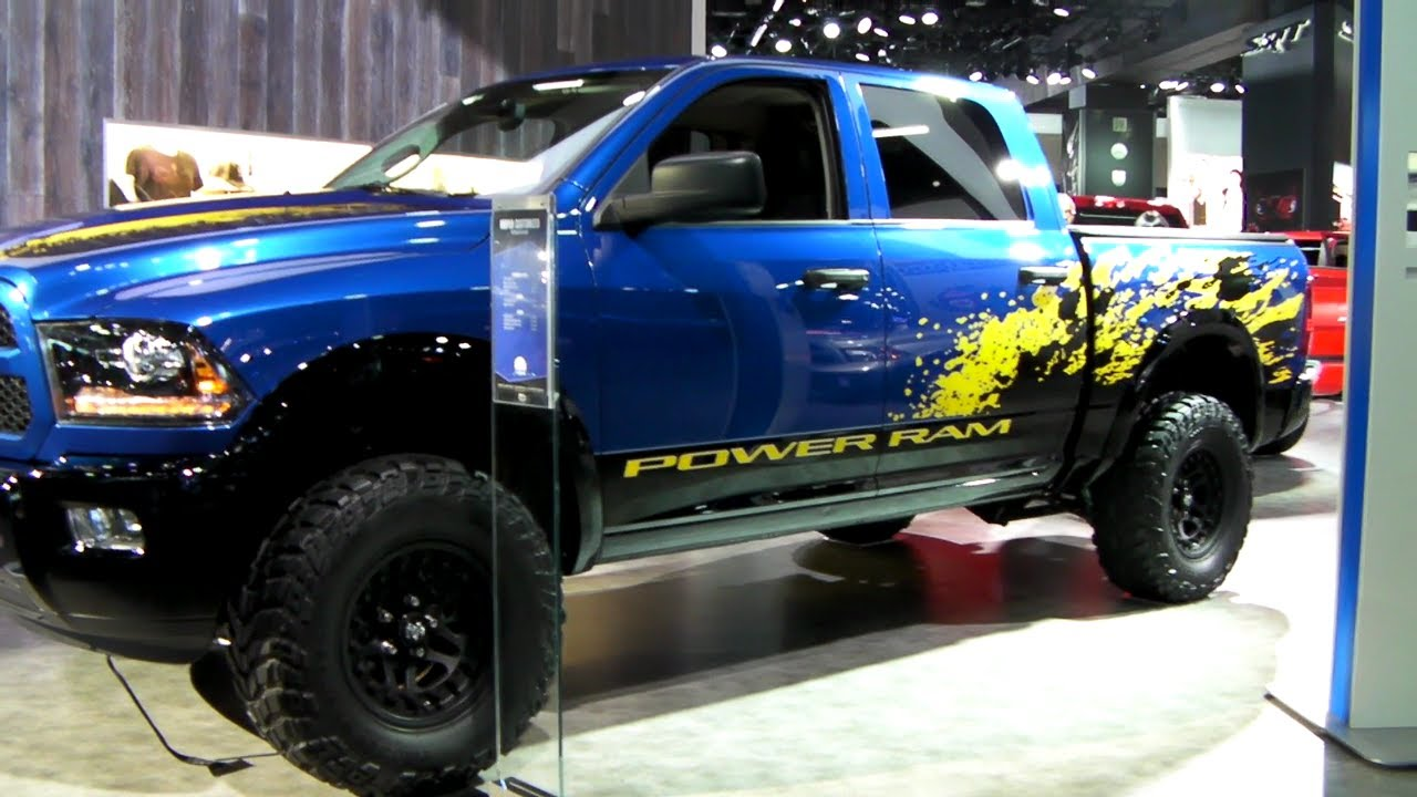 2013 Dodge Power Ram - YouTube