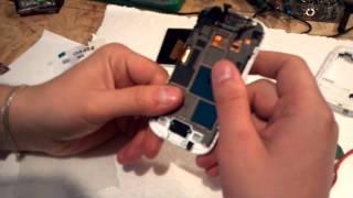 3. Разборка и ремонт Samsung S5660. Замена дисплея(, 2013-07-26T13:14:30.000Z)