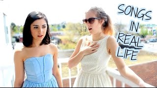 SONGS IN REAL LIFE - 2015