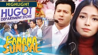 Banana Sundae: Hugot Department Store