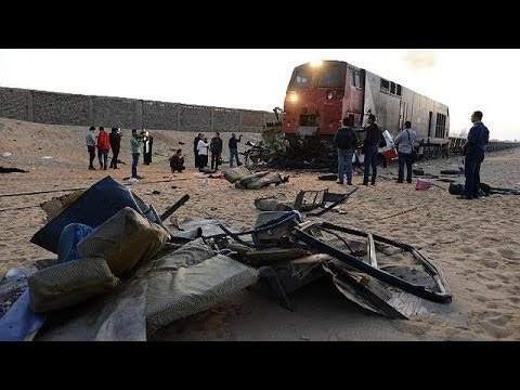 Egypt Wedding Family Decimated In Desert Bus And Train Crash