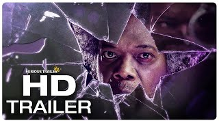 GLASS Official Trailer Teaser #3 Comic Con 2018 (NEW 2019) James McAvoy Split 2 Thriller Movie HD