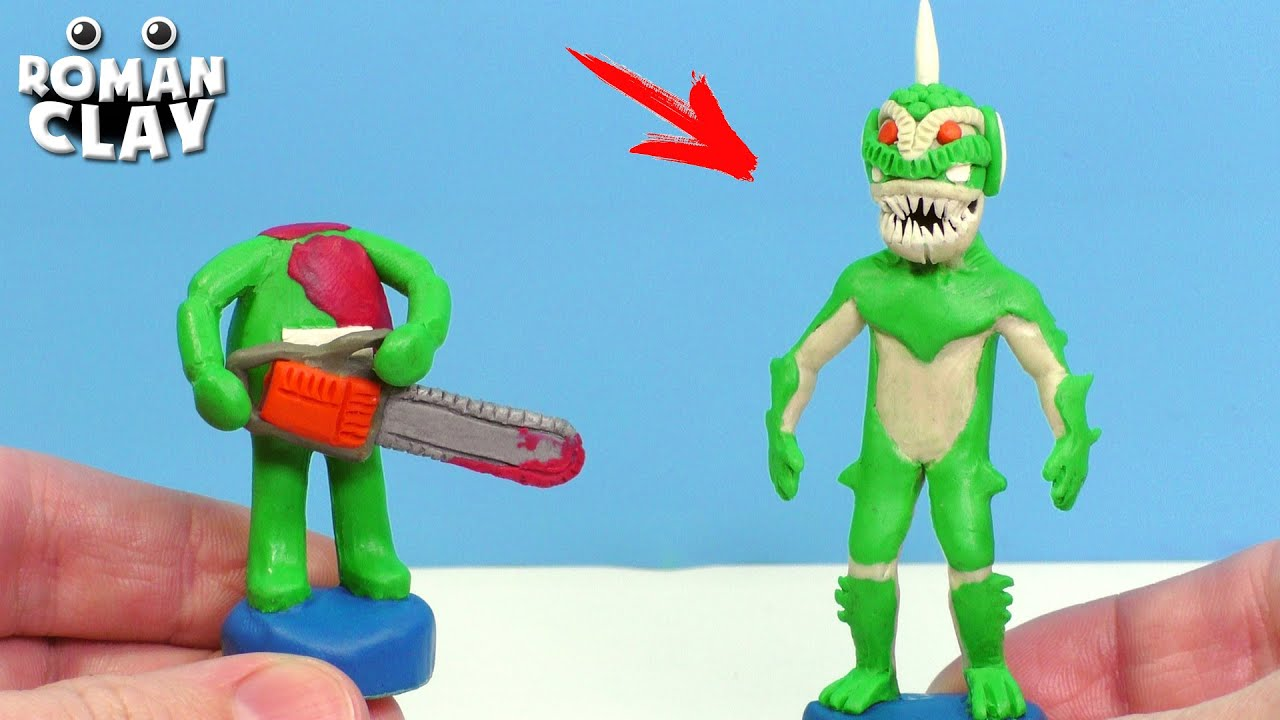 Dipsy Chainsaw and Dipsy Lake with Clay | Slendytubbies 3