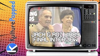 Jack & Roz Kirby: Final Interview at SDCC 1993!