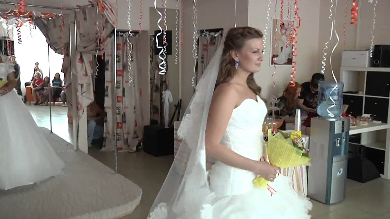 Открытие свадебного салона