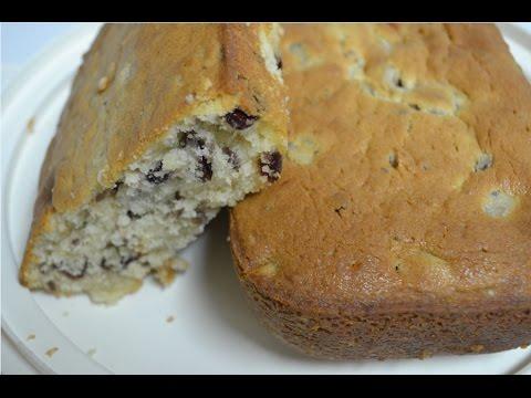 Cranberry Pecan Loaf Cake   Devin Cooks   Episode 5