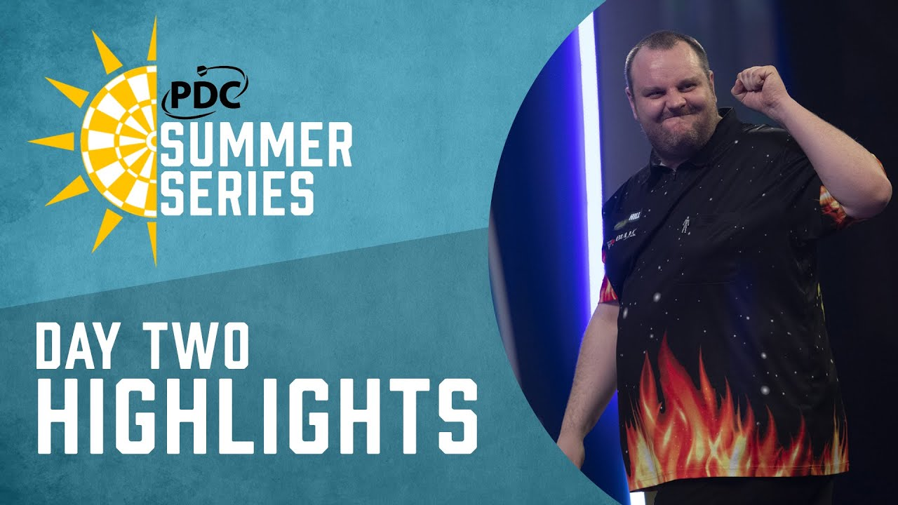 PDC Summer Series Day Two Highlights