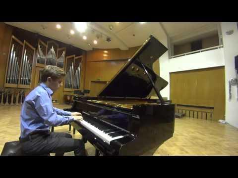 Bela Bartok - Mikrokosmos - Ostinato