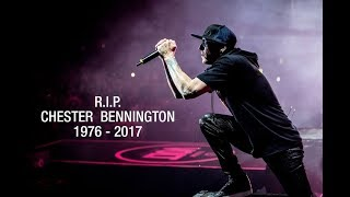 Linkin Park Chester Bennington memoriam... ( Best 4 songs)