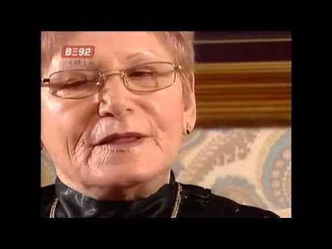 Insajder - Mila Đinđic o sinu Zoranu Đinđiću