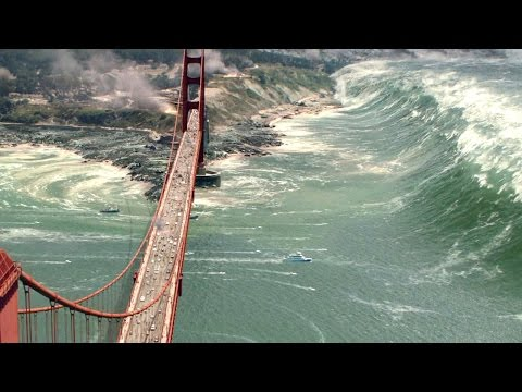 SAN ANDREAS Movie Trailer # 2 (Disaster Movie - 2015)