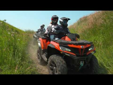 Recreational Experience - CFMOTO USA