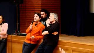 Νίκος Νικολαΐδης - Zero Years Q&A (2005) - 46th TIFF