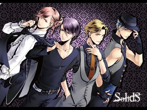 SolidS. SEXY☆SENSE. Japanese, Romaji, English, Russian