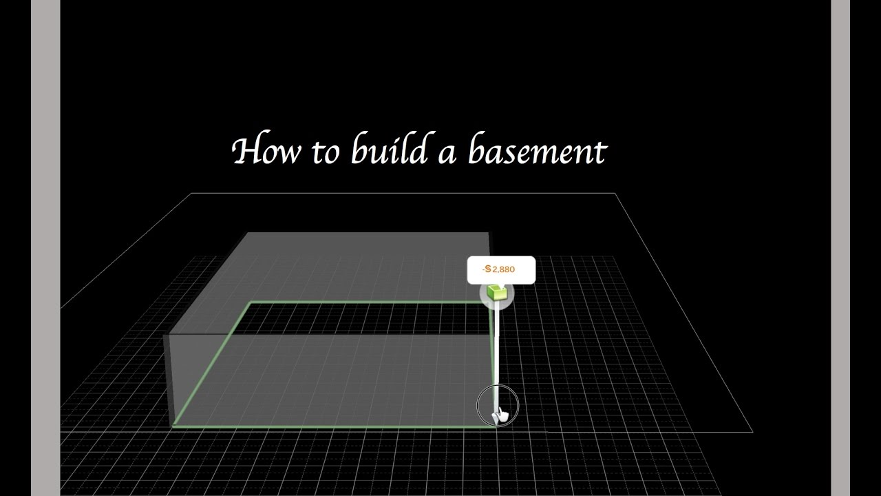 how to build a basement in sims 4 youtube rh youtube com