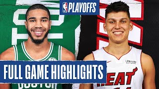 Miami Heat vs Boston Celtics | September 23, 2020
