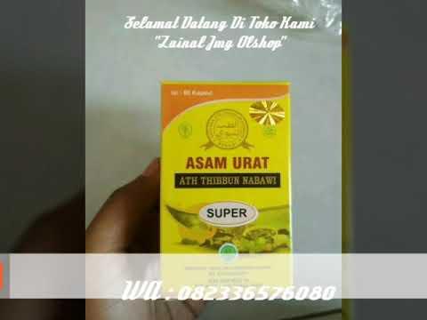 Manfaat Obat Herbal Ath Thibbun Nabawi || Thibbun Nabawi Asli BPOM || 082336576080