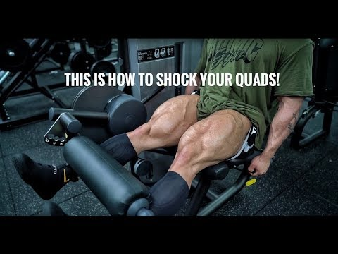 THE MOST CHALLENGING LEG WORKOUT EVER! | MENTAL STRENGTH #ABWTFM