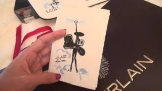 Открываем вместе – покупки и подарки от Guerlain!(Santal Royal Eau de Parfum La pochette pour tablette La Petite Robe Noire Le protège-passeport La Petite Robe Noire La miniature La Petite Robe Noire Eau ..., 2016-09-08T12:33:19.000Z)