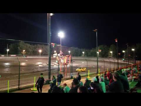 Sycamore Speedway Racing Sept 13, 2019 Compact Figure 8
