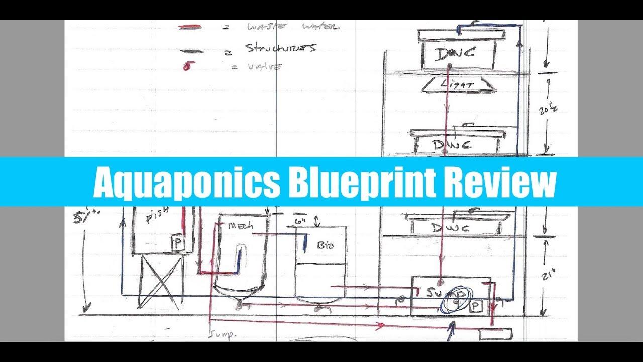 aquaponics blueprint review 9 ask the aquaponics god [ 1280 x 720 Pixel ]
