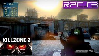 PS3 Emulator   KILLZONE 2 on PC RPCS3 i7 4790k