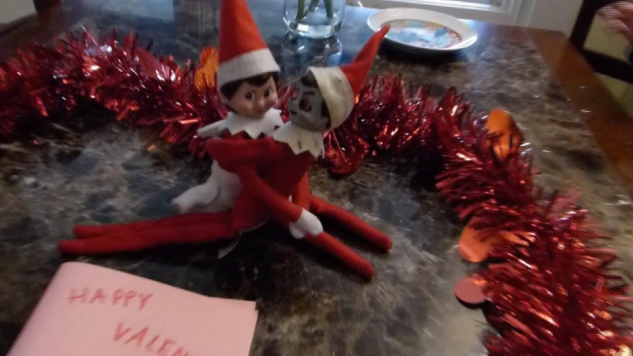 Elf on the Shelf Day 2 - YouTube
