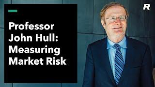 Measuring Market Risk: Professor John Hull