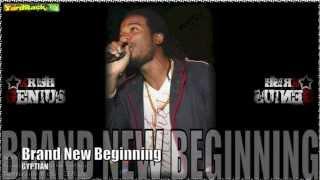 Gyptian - Brand New Beginning [Sun Hot Riddim] July 2012