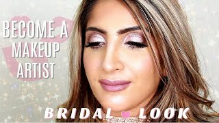 How To Do Someone's Makeup: Bridal Look | Ary Fairy ☆