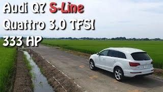 5 Para Etmez Teknoloji Yoksunu 2012 Audi Q7 S-Line Quattro | Japonic