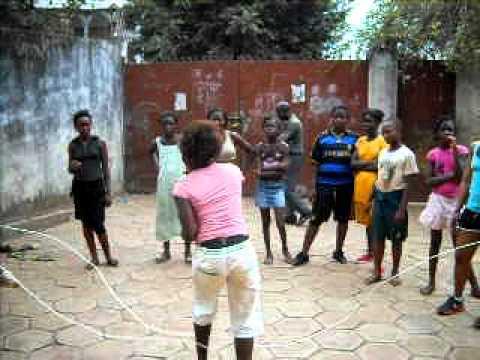 131-1 2.mov   Jubilee School's Double Dutch Team, Guinea, West Africa