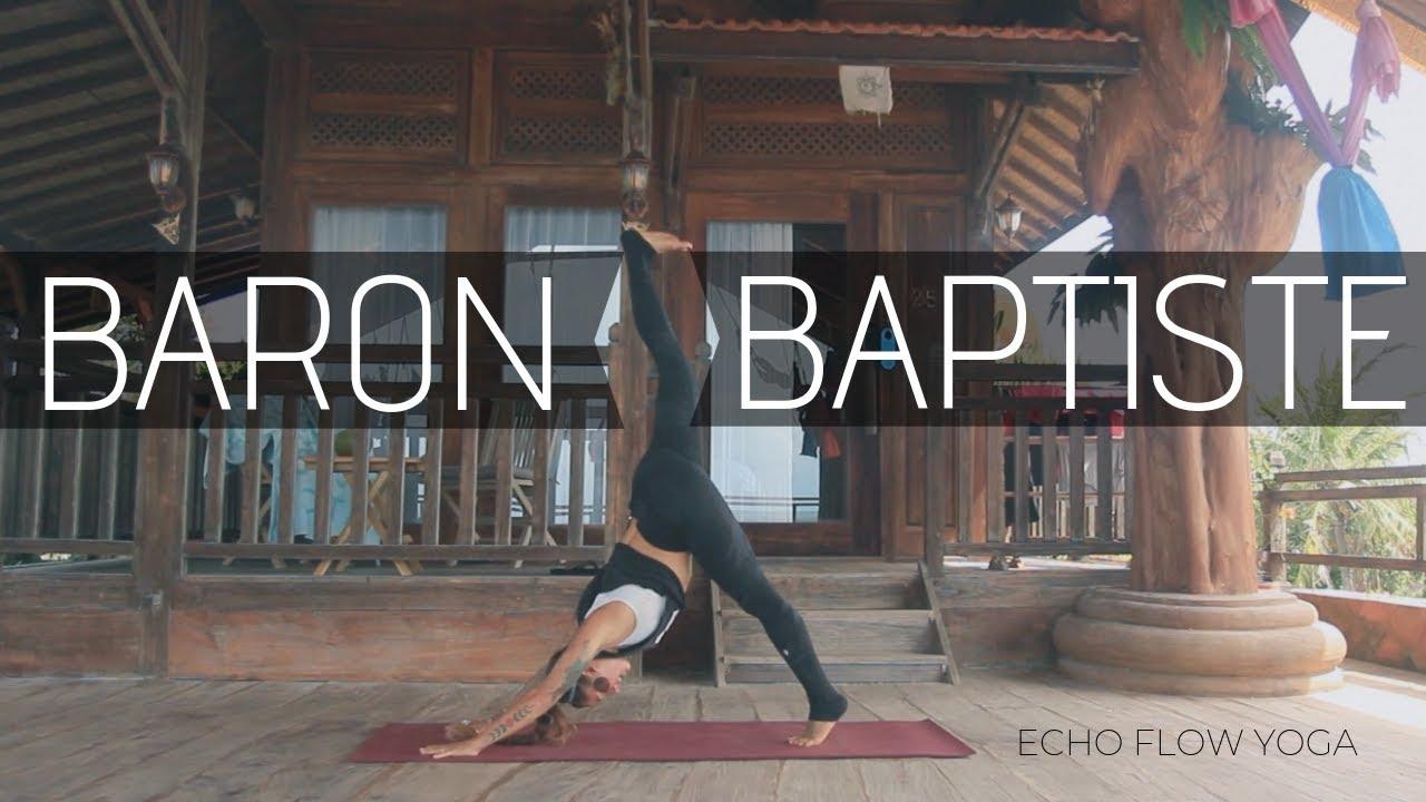 Baron Baptiste Yoga Journey Into Power Youtube