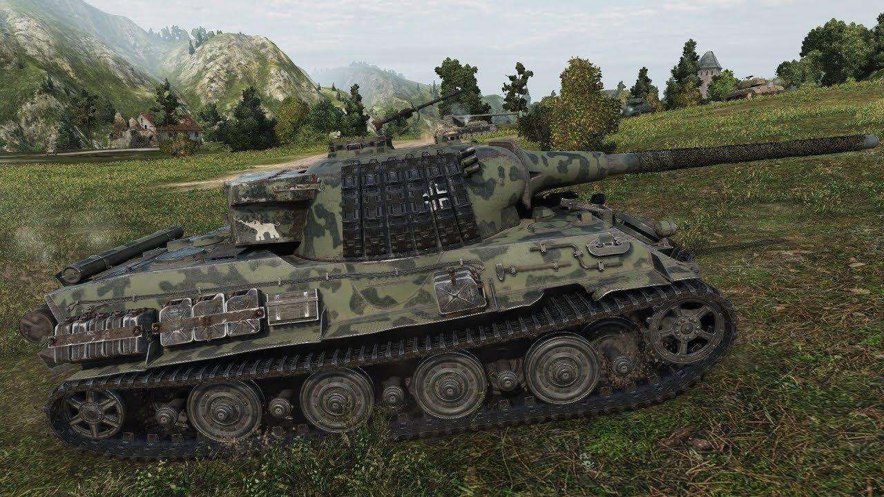 Lowe skin world of tanks
