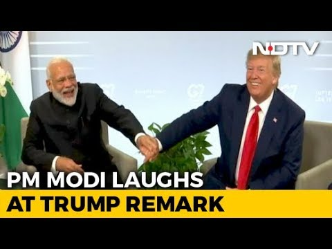 'He Speaks Very Good English But...': PM Modi Laughs At Trump Remark
