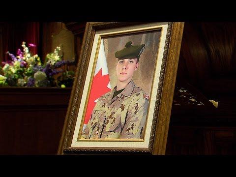 Vindication for family as Afghan vet honoured 5 years later